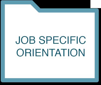 Temp Agency Job Specific Orientation